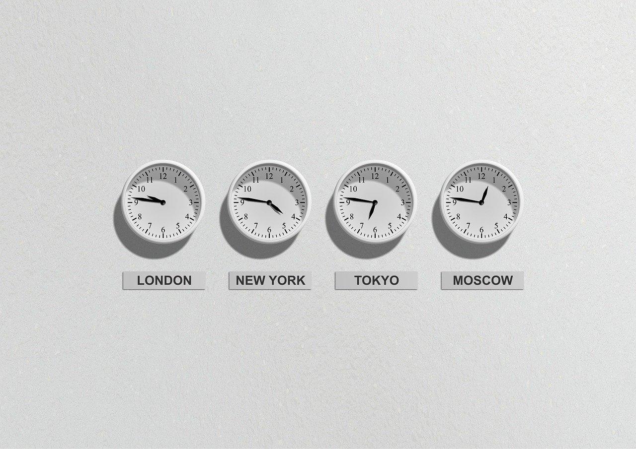 clocks, time, idea