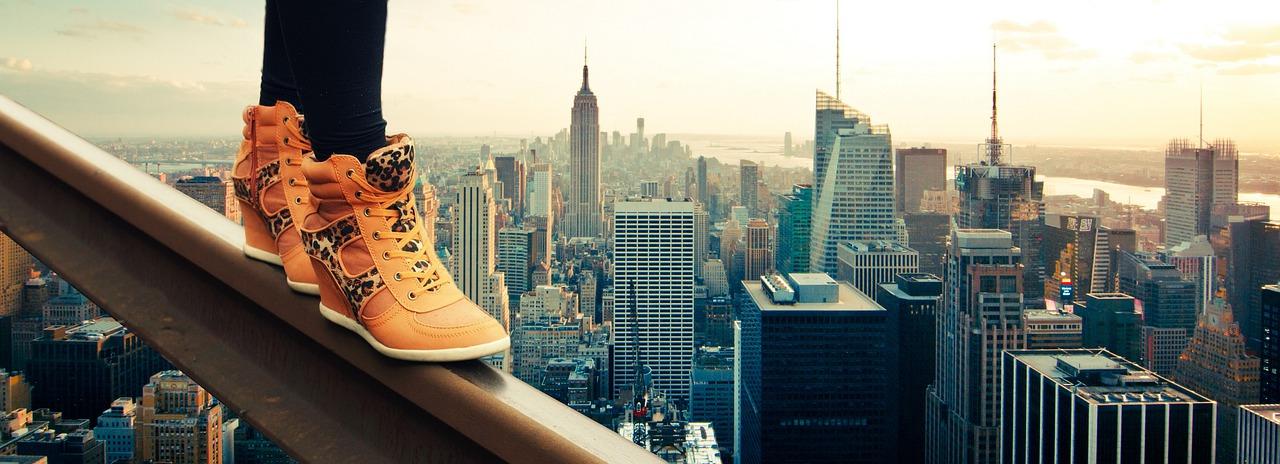 new york, vertigo, beam